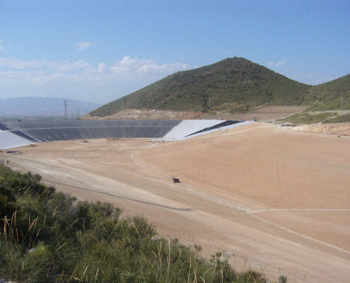 Abastecimiento Cartagena-La Pernera