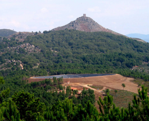 Abastecimiento Gata y otros municipios