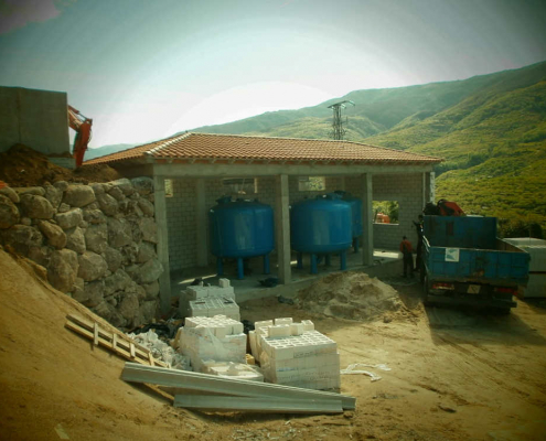 Abastecimiento Navaconcejo (Cáceres)