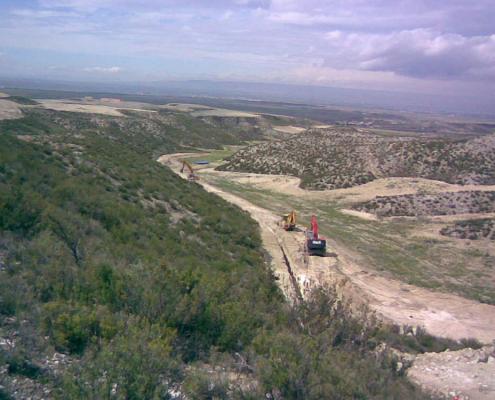 Abastecimiento Ramales Jalón y Huerva