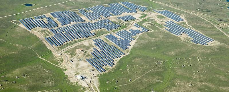 Adjudicación de suelo para planta Solar Fotovoltáica