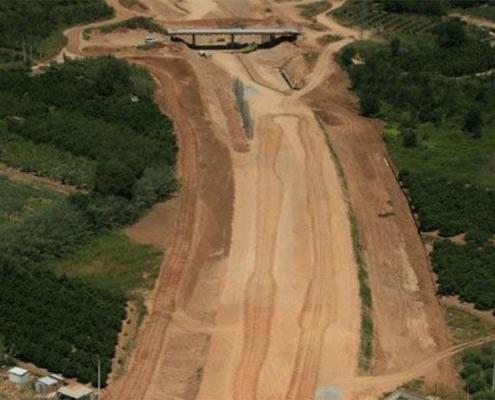 Autovía A27 Tarragona Montblanc