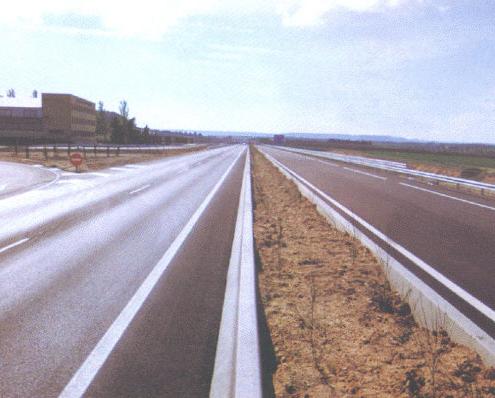 Autovía Magaz CL-610 Palencia-Magaz de Pisuerga