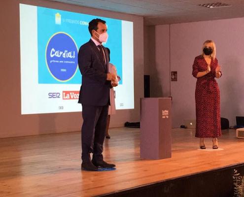 Cardial, galardonado por su innovador proyecto en los premios Comarca de Níjar 2020