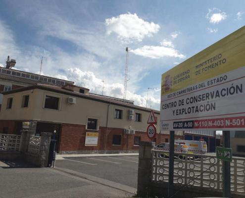 Concesión Carretera Ávila