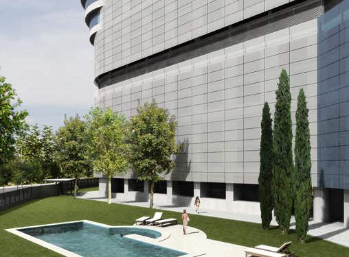 Edificio Maral, San Sebastian de los Reyes (Madrid)