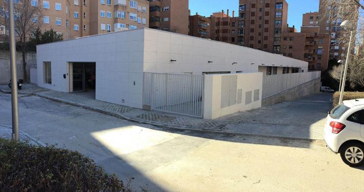 Escuela Infantil Valdezarza, distrito Moncloa-Aravaca (Madrid)