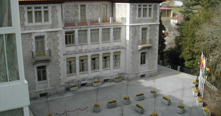 Parador de turismo en Limpias (Cantabria)