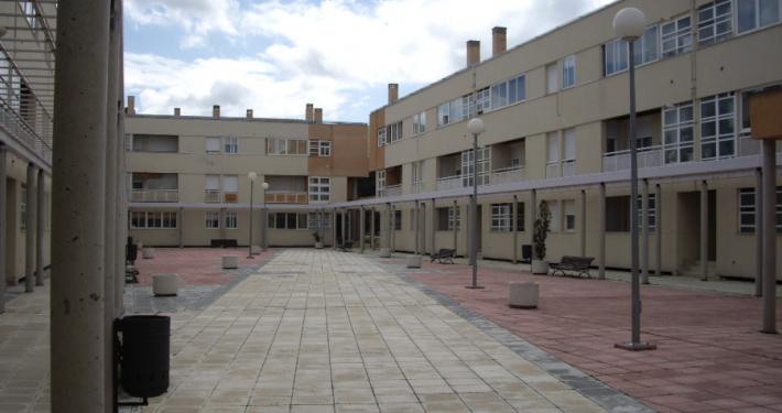 Edificación de 58 viviendas en Cantalejo (Segovia)